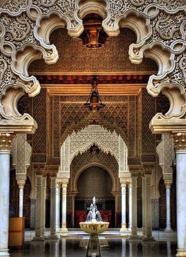 معماری قصر الحمرا