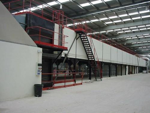 تنظیم شرایط خشککنهای منفرد (غیرگروهی) در کارخانههای تولید آجر