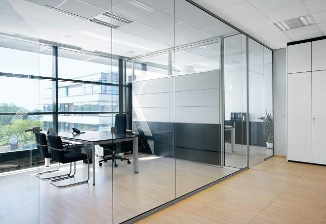 دیوار شفاف در صنعت ساختمان