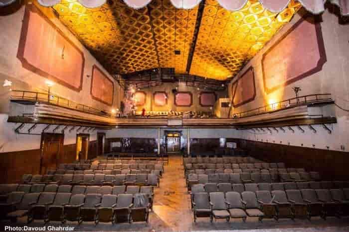 فضای جدید تئاتر نصر ۴