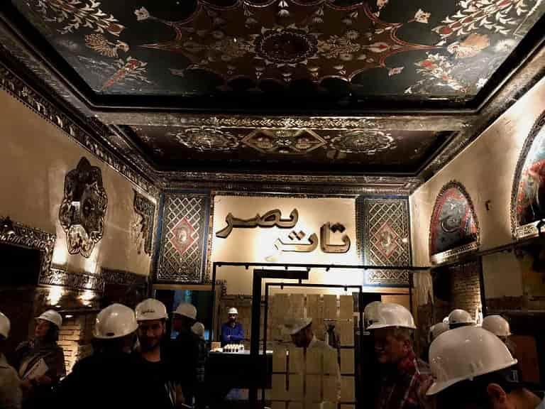فضای جدید تئاتر نصر