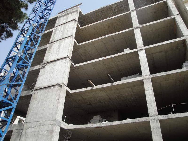 بار های زنده در ساختمان