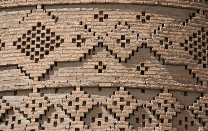 آجر در معماری سنتی ایران