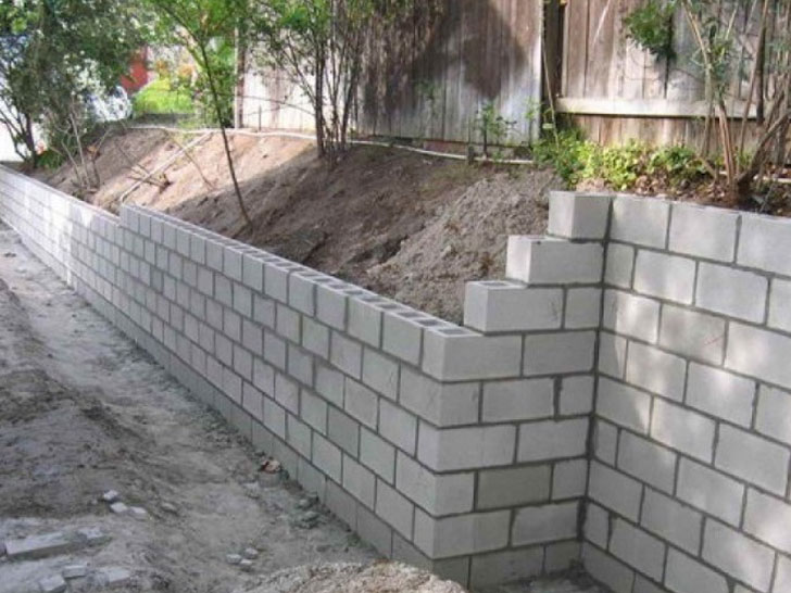 کاربرد دیوار بلوکی(سیمانی،گچی،سفالی) و مزایا و معایب آن