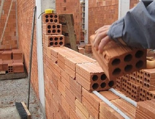 نحوه دیوار چینی با آجر سفال – نکاتی که باید بدانید